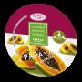 Pachnąca saszetka do szafy Papaya na okrągło
