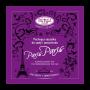 pachnąca saszetka do szafy i samochodu Paris Paris
